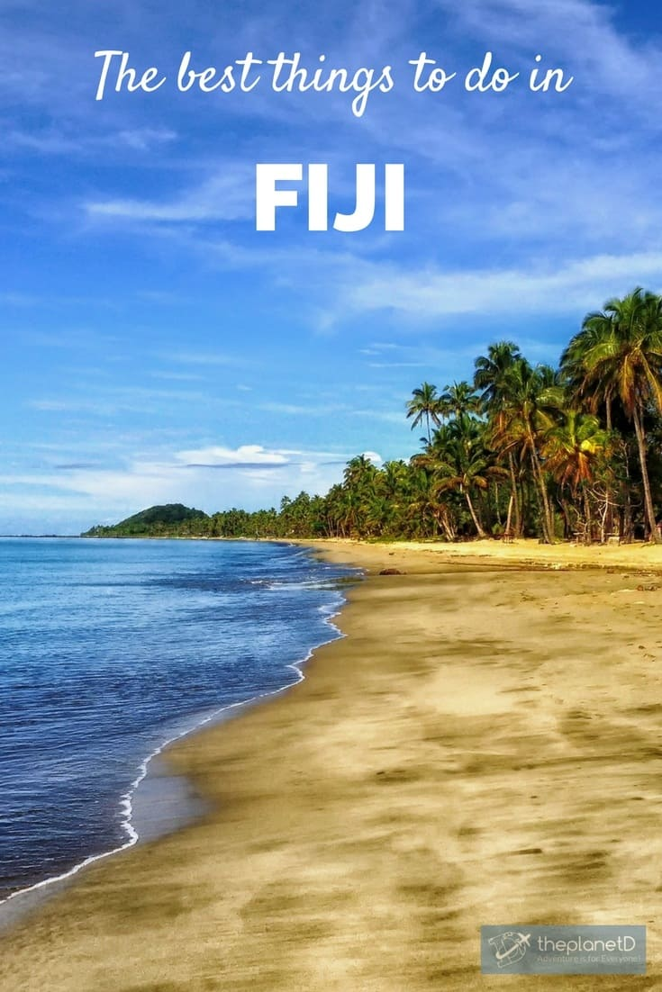 A pure dream trip to the South Pacific, Fiji is a tropical paradise that is pure heaven with lots of fun activities. Here's our tips for what to do in Fiji.