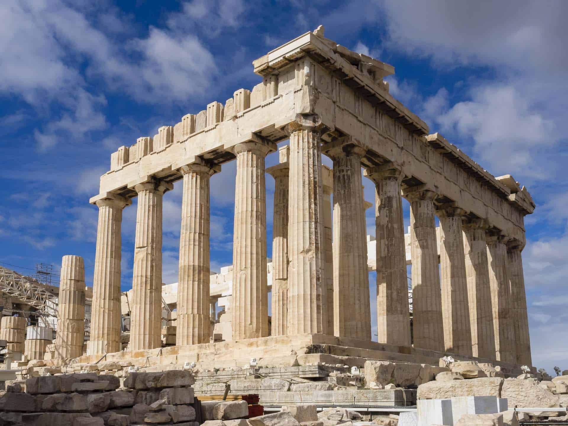best places to visit in athens acropolis