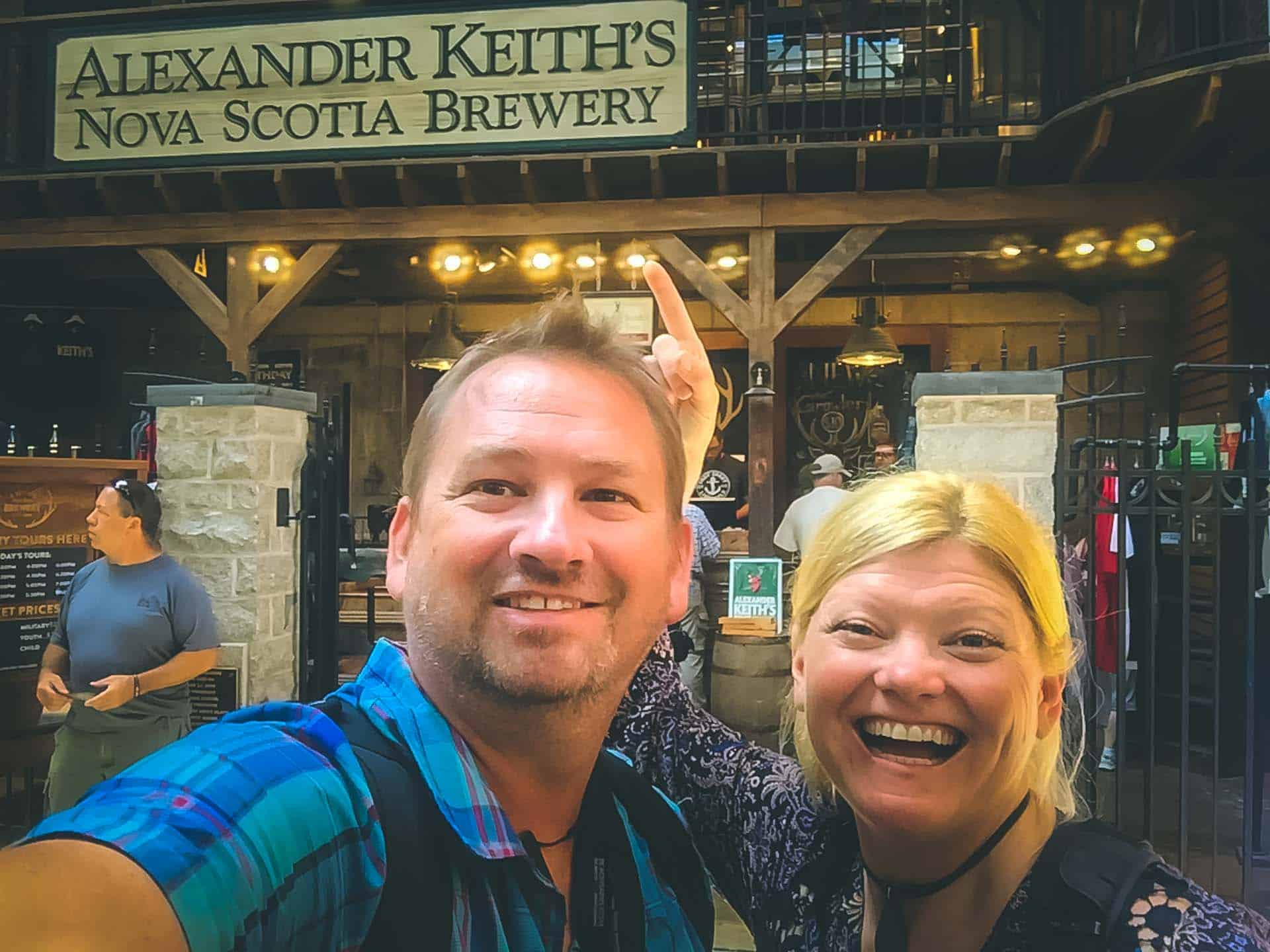 things to do in halifax alexander keith's brewery tour