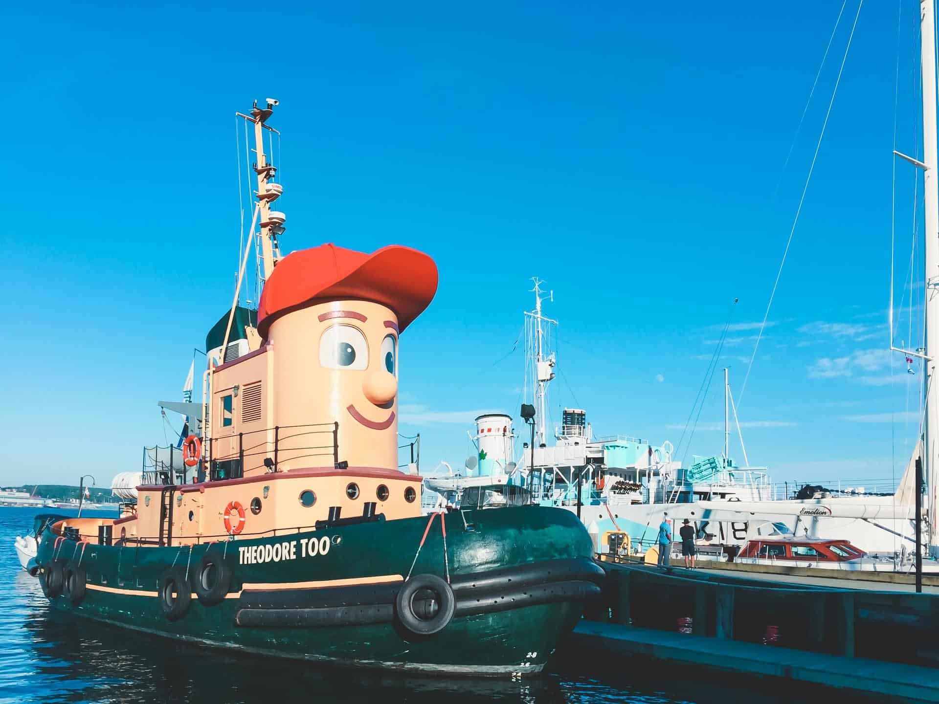 theadore tugboat halifax