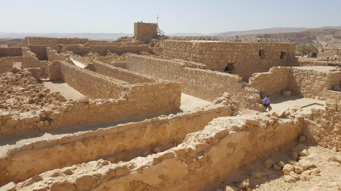 things to do in Israel ruins