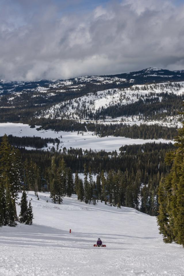 Things to do in Lake Tahoe Ski Sugarbowl Mountain
