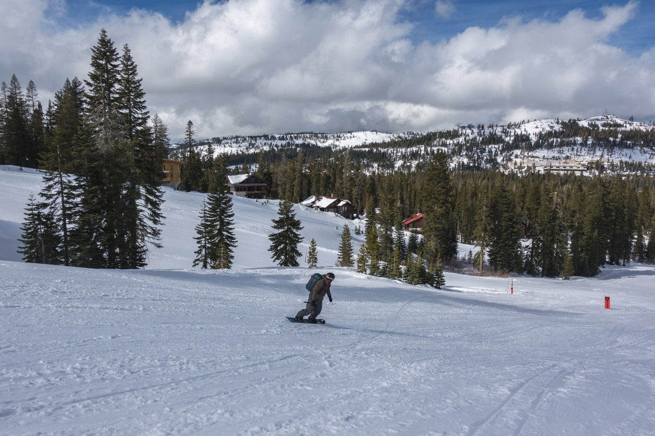 Things to do in Lake Tahoe Skiing