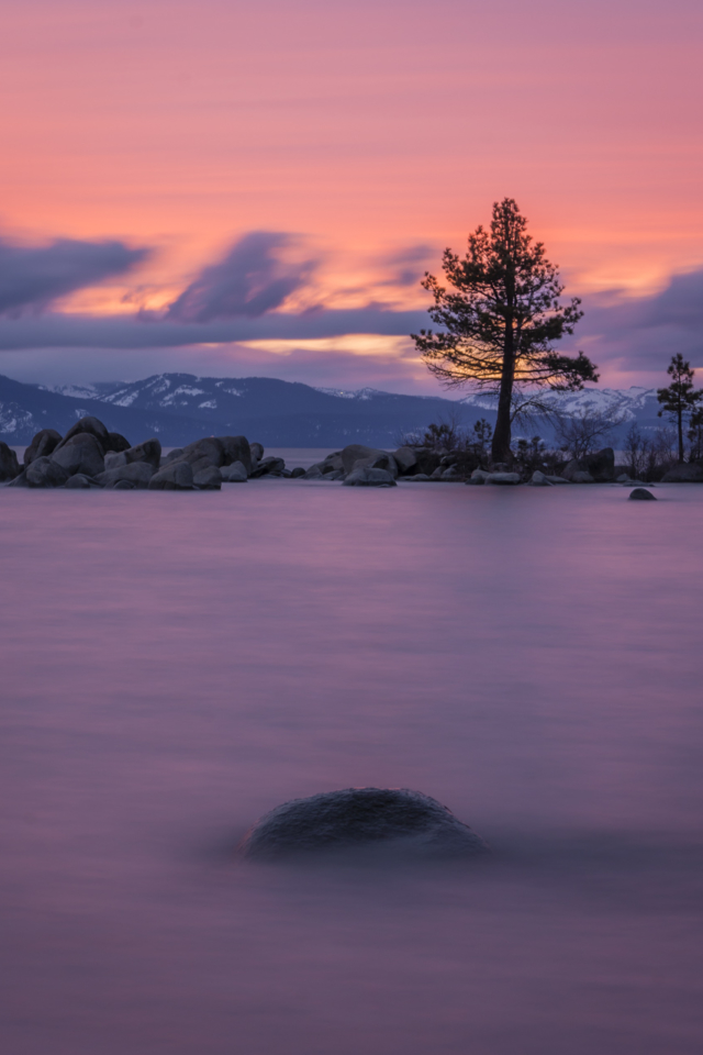 Zephyr Cove in Lake Tahoe