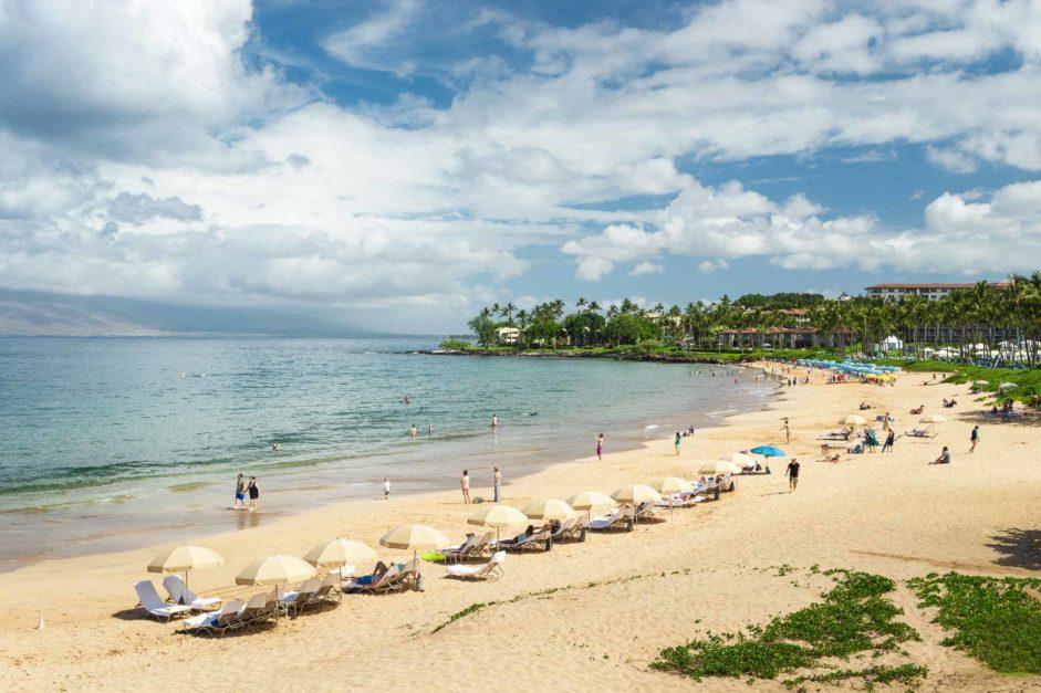 Wailea in Maui