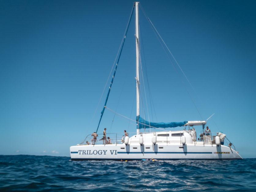 Go Sailing in Maui
