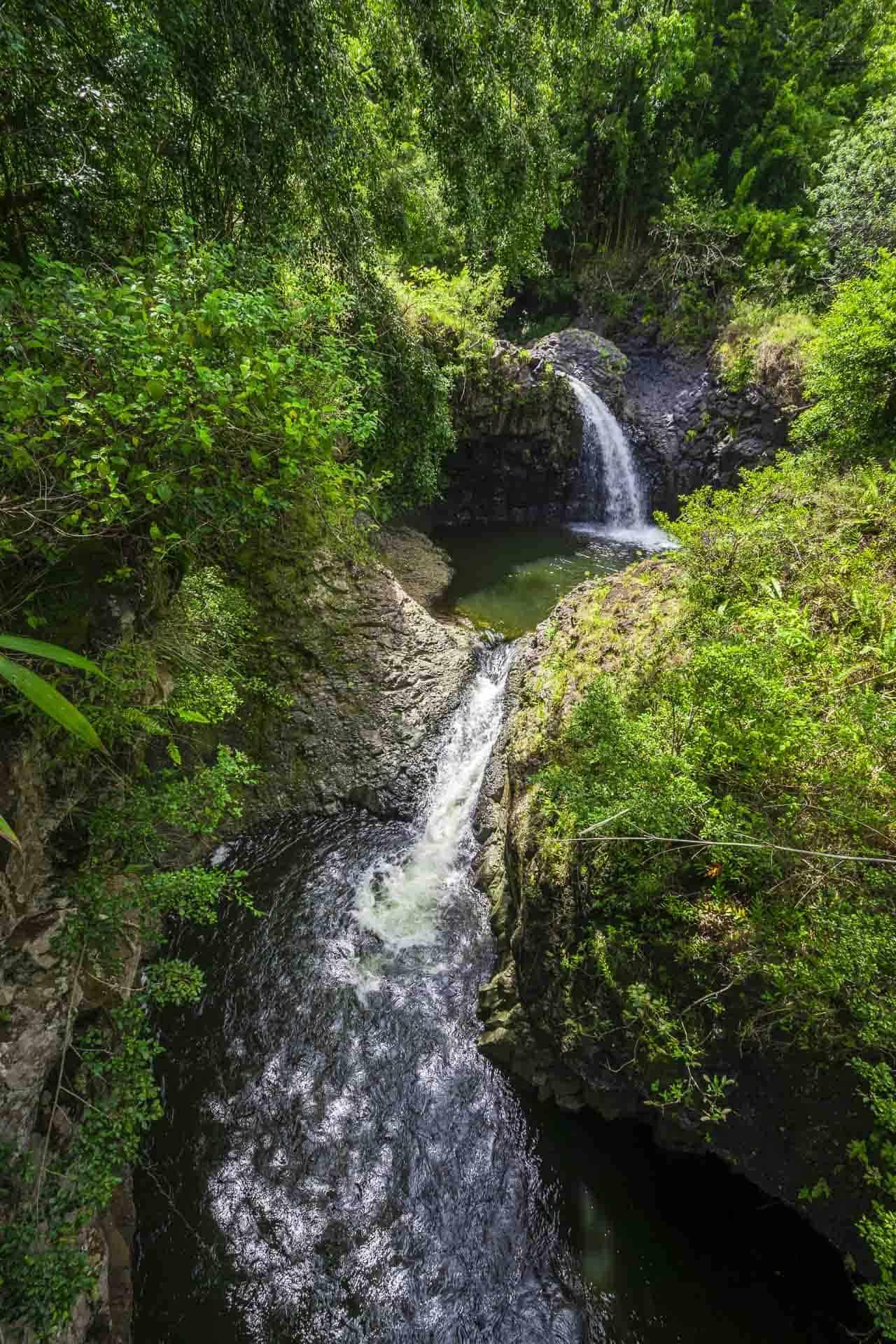 The Seven Sacred Pools of Maui