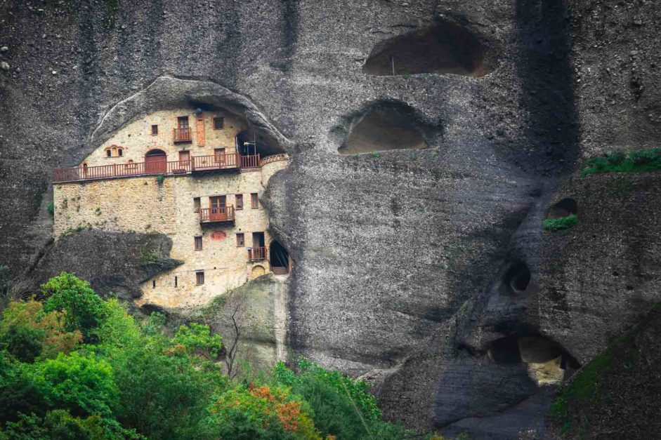 meteora monk jails