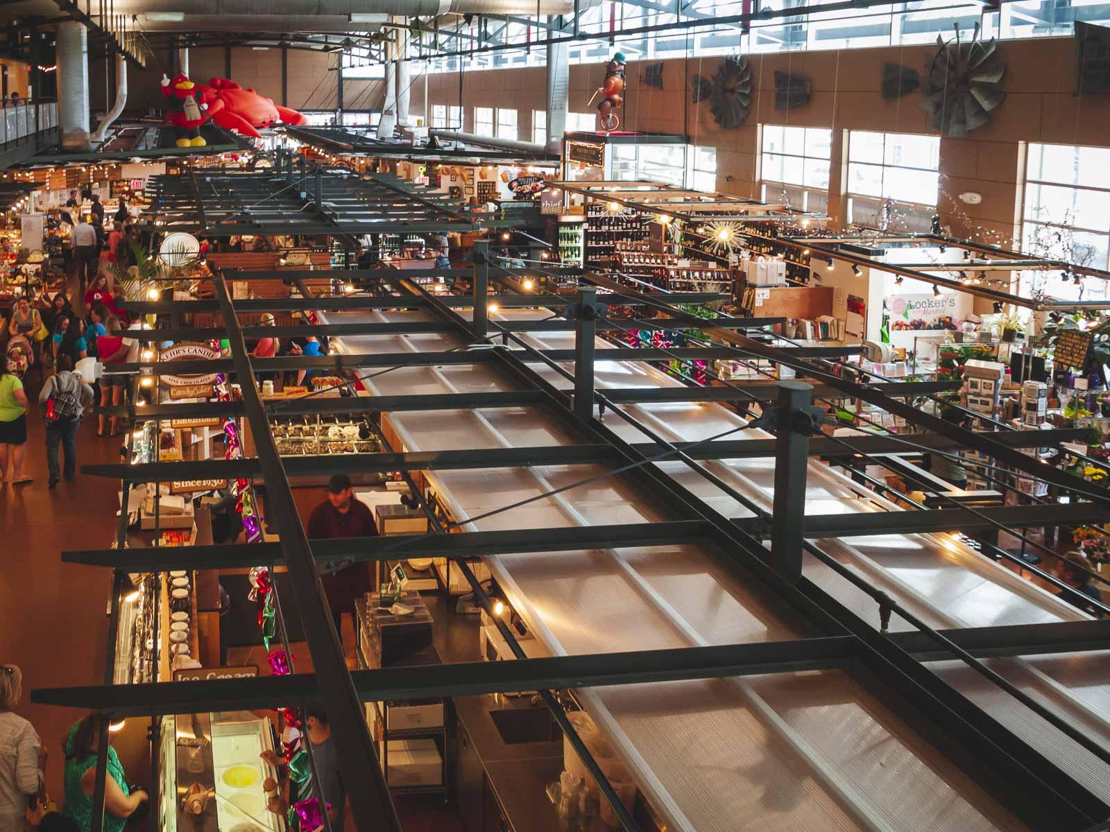 Public Market Milwaukee