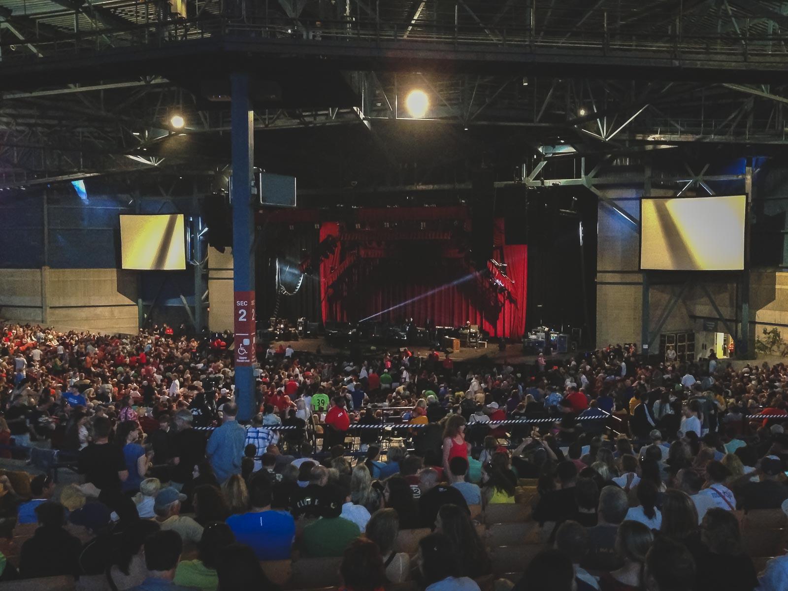 Summerfest Concert Venue in Milwaukee, Wisconsin