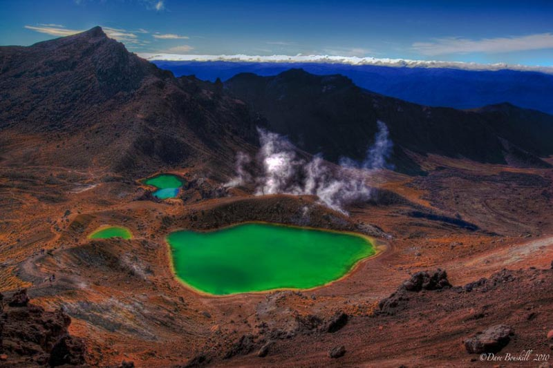 best things to do in new zealand tongariro hike