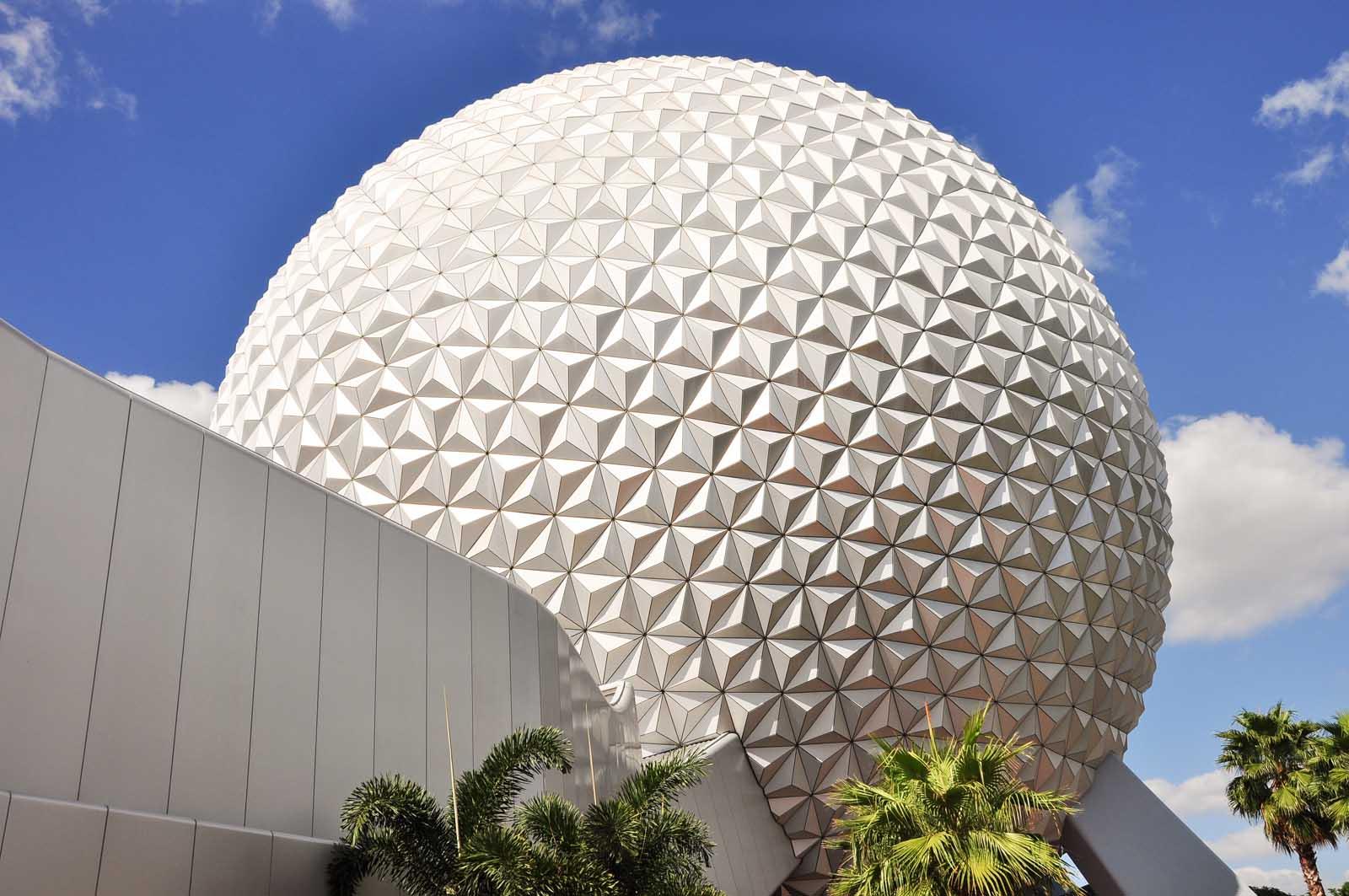 Epcot Center in Orlando Florida