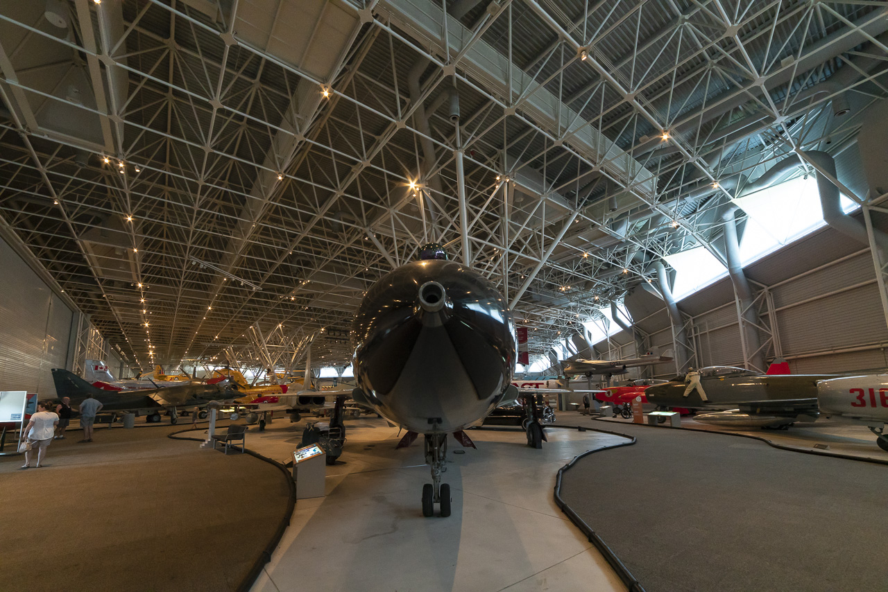 places in ottawa to visit Aviation and Space Museum