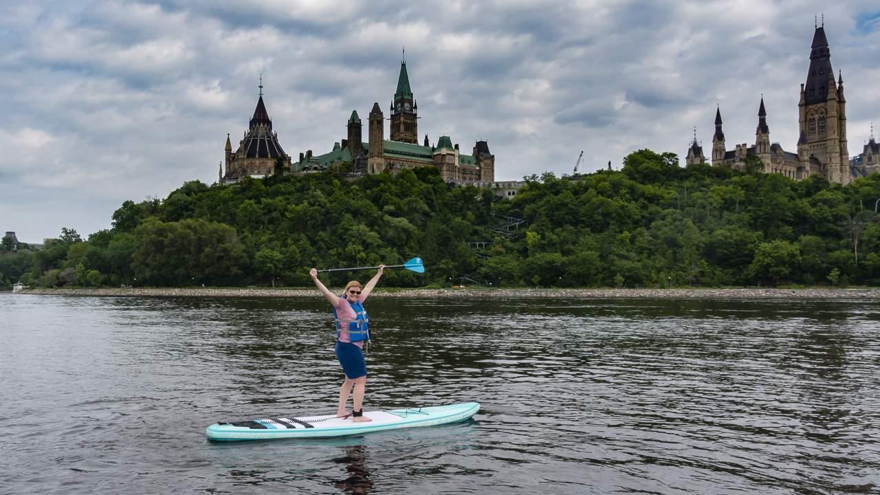 things to do in ottawa go SUP