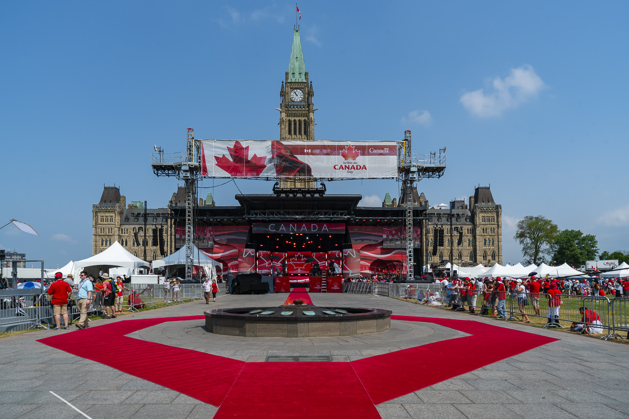 things to do in Ottawa Canada Day