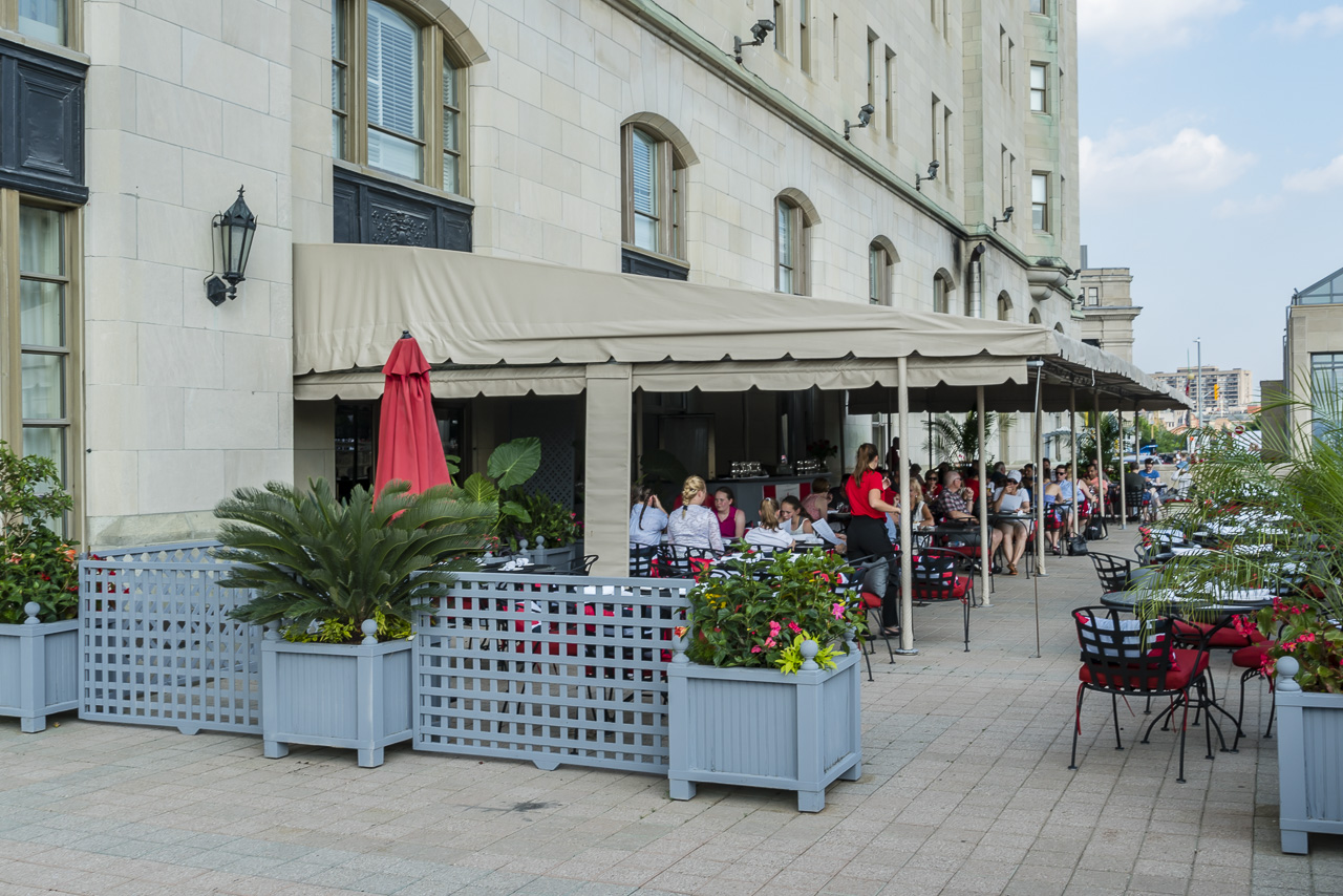 things to do in Ottawa La Terasse
