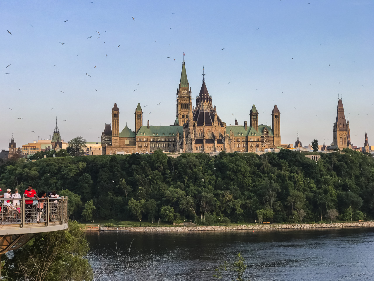 things to do in Ottawa Nepean Point