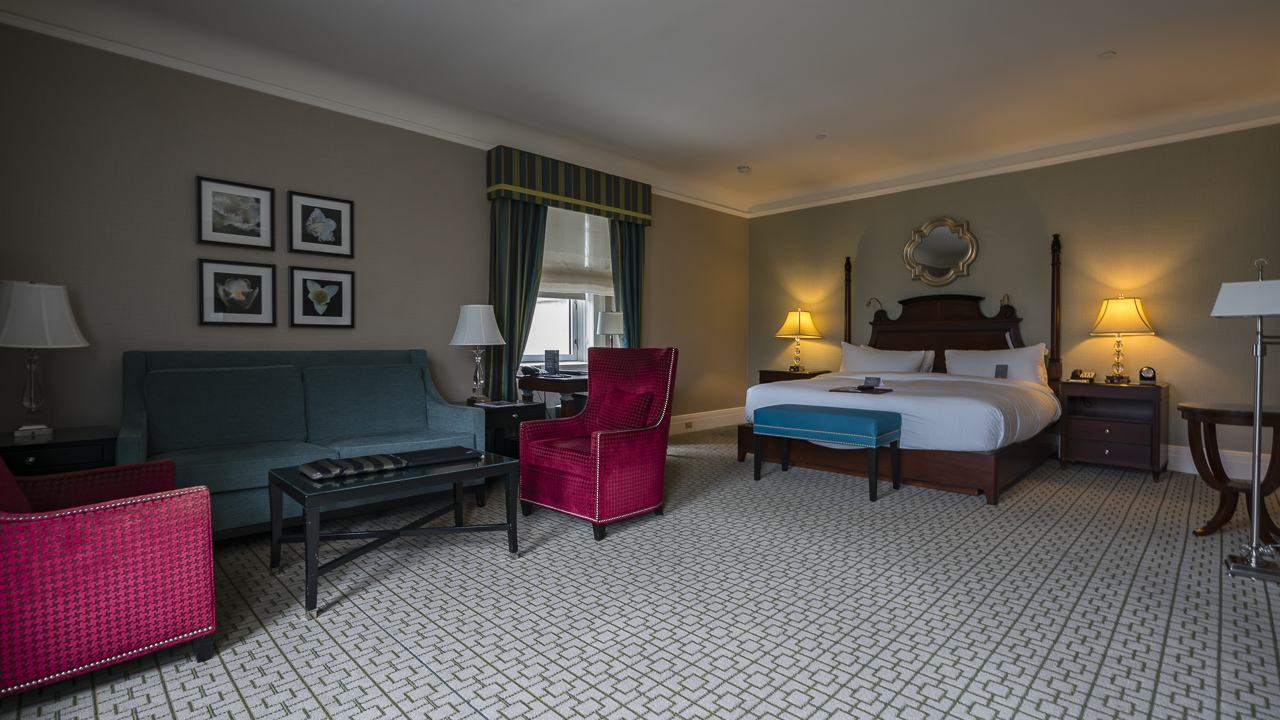 things to do in Ottawa Chateau Laurier Rooms