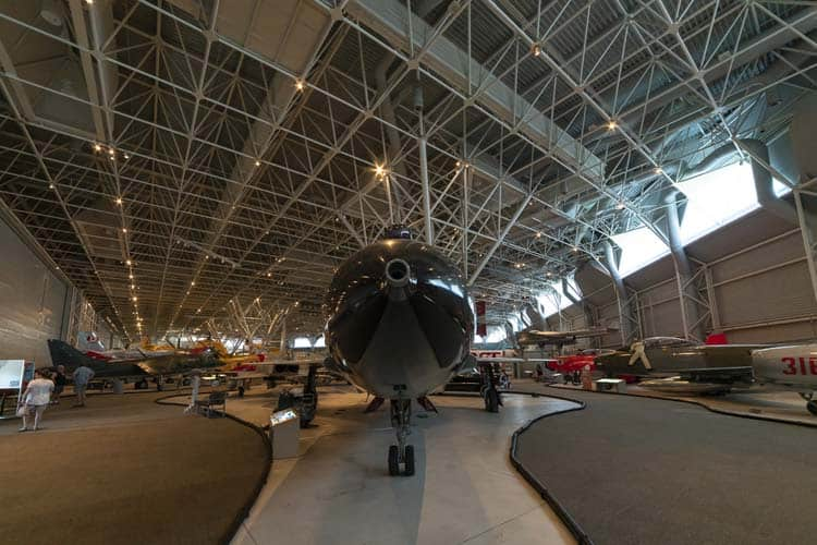 Ottawa museums | canadian aviation and space museum
