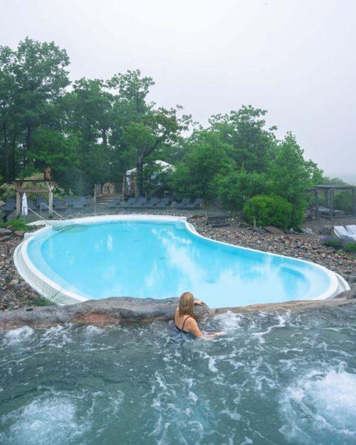 things to do in Ottawa Nordik Spa Pool