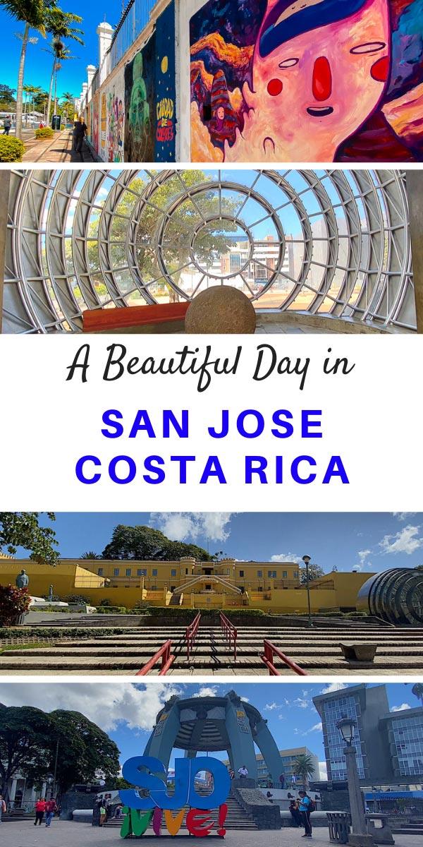 Que faire à San José en 1 jour
