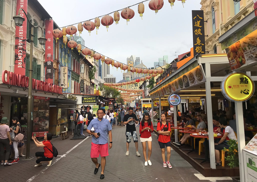 what to see in singapore chinatown