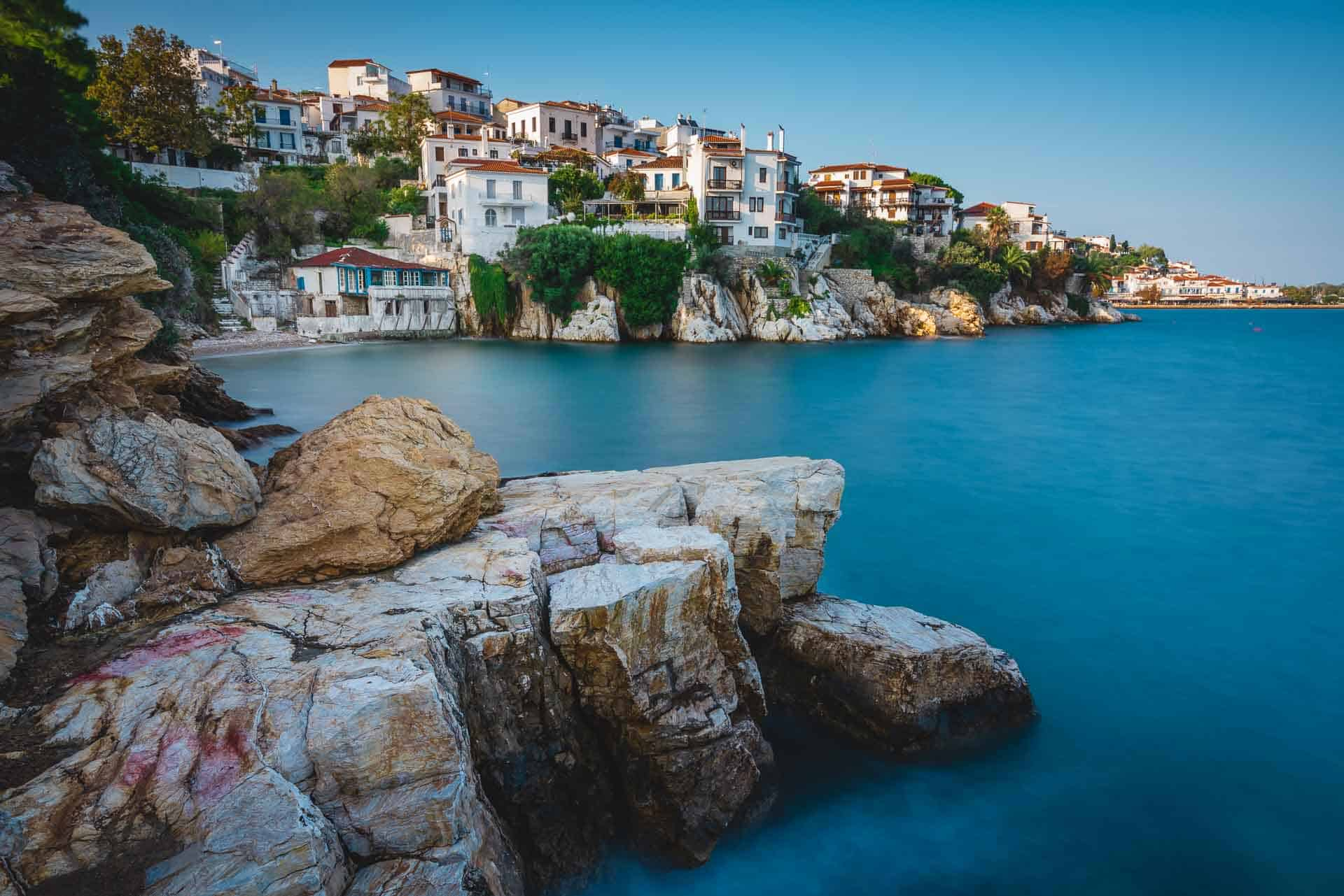 16 Delightful Things to do in Skiathos, Greece
