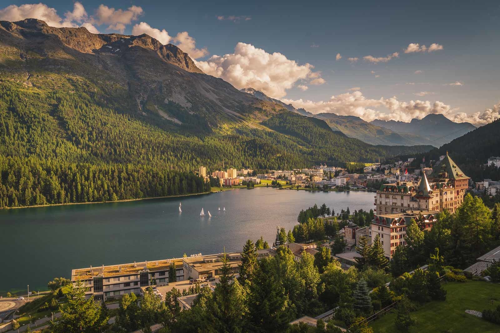 Things to do in St. Moritz