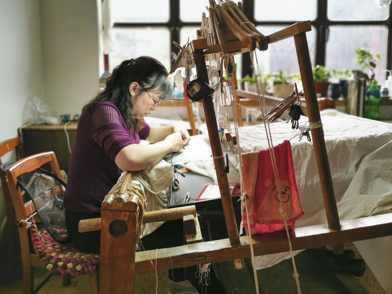 The Embroidery Institute of Suzhou
