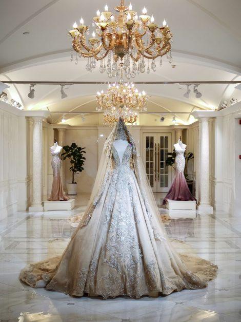 Wedding Dress Jusere Suzhou China
