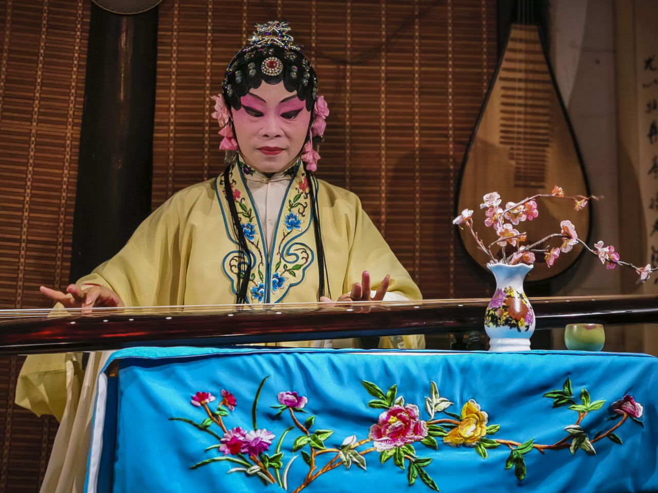 Chun Opera Performance in Suzhou