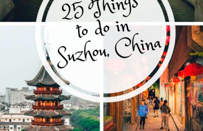 25 Best things to do in Suzhou China