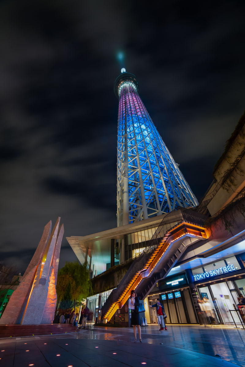 Things to do in Tokyo at night | Skytree