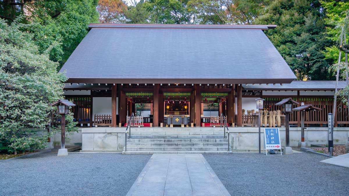 Things to do in Tokyo Nogi Shrine