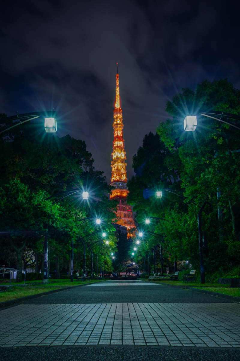 things to see in tokyo | Tokyo Tower