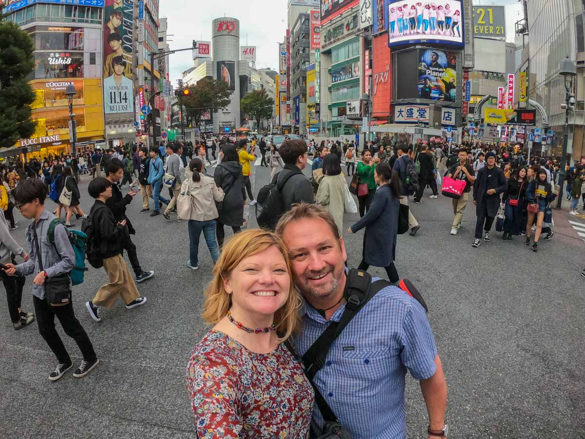 Things to do in Tokyo Shibuya Crossing us