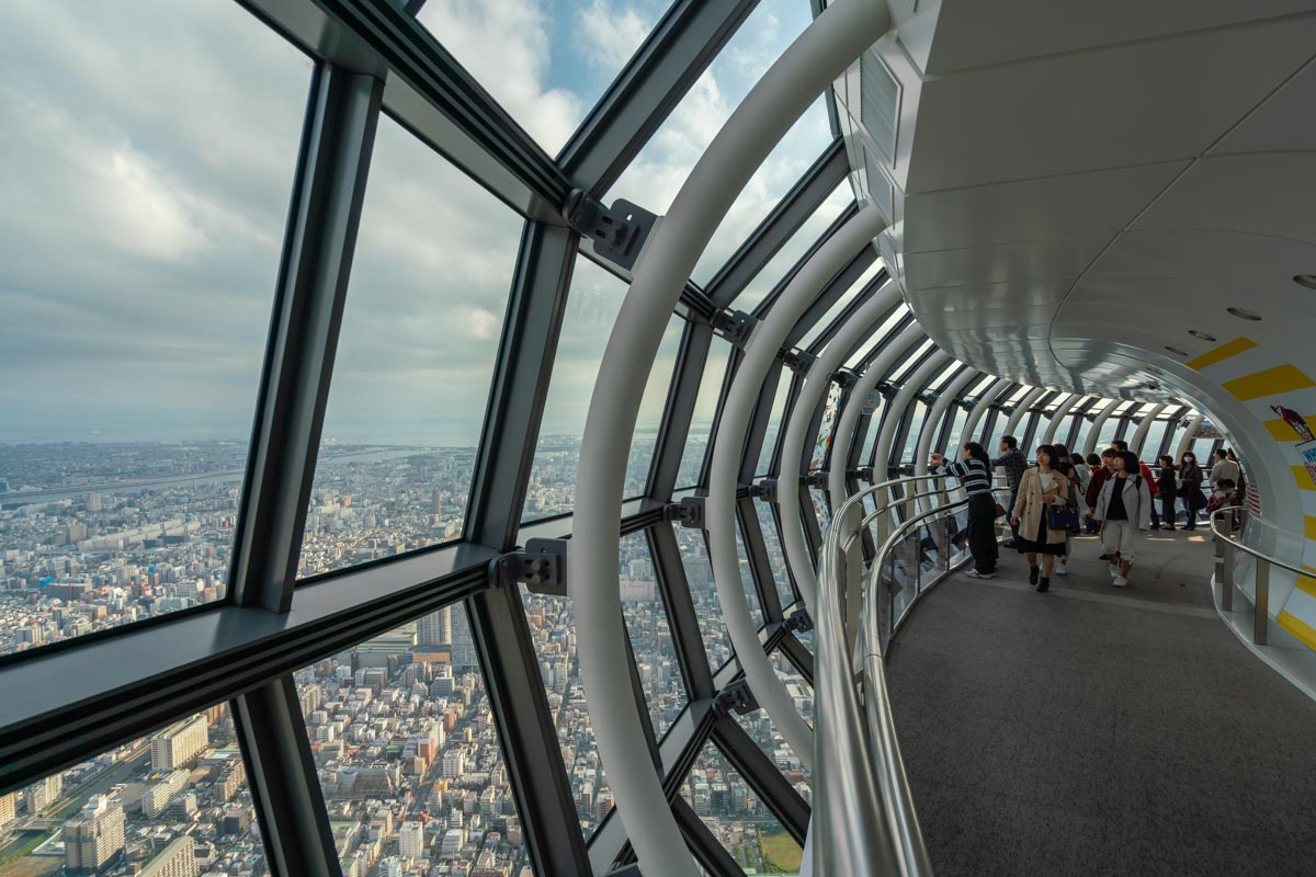 Things to do in Tokyo Skytree View