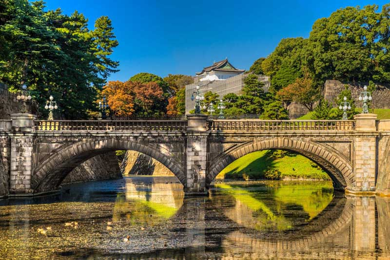 Imperial Palace | Things to do in Tokyo