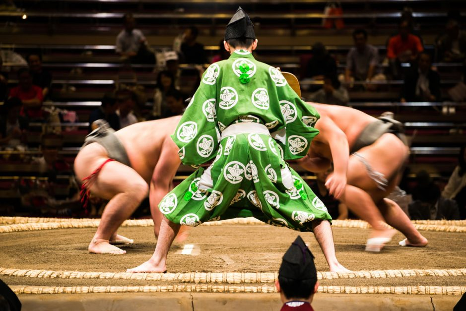 Things to do in Tokyo Sumo Wrestling