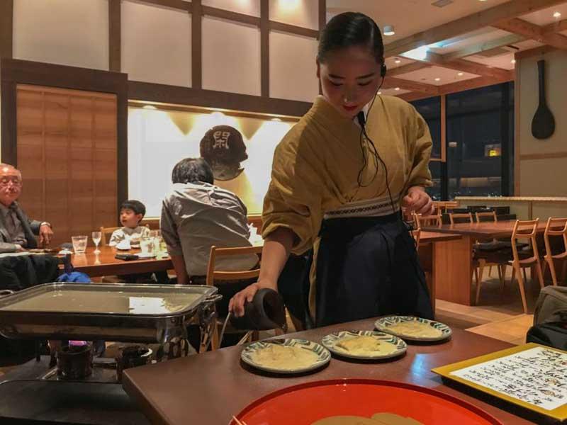 Best View of Tokyo | Kunimi Restaurant
