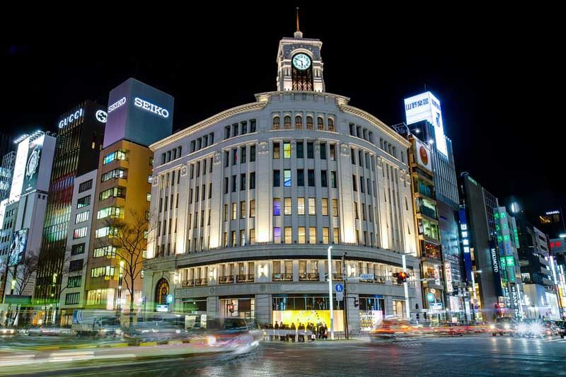 Shop in Ginza | Tokyo Things to do