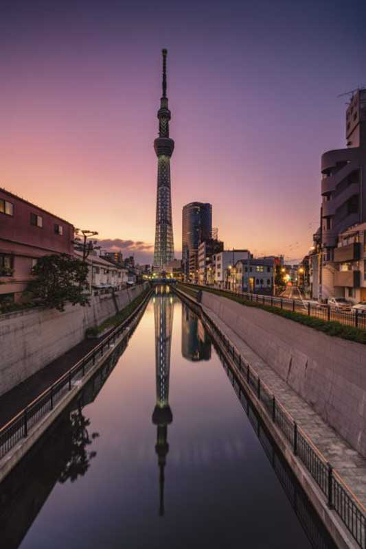 Photography Spots in Tokyo | Jikken Bridge