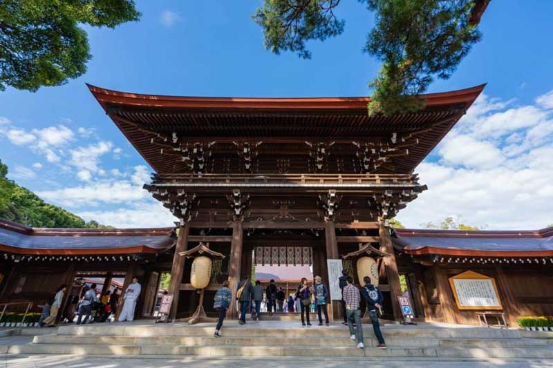 What to see in Tokyo | Meiji Shrine