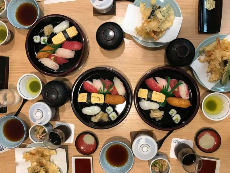 Best Food in tokyo | Aoi Marushin