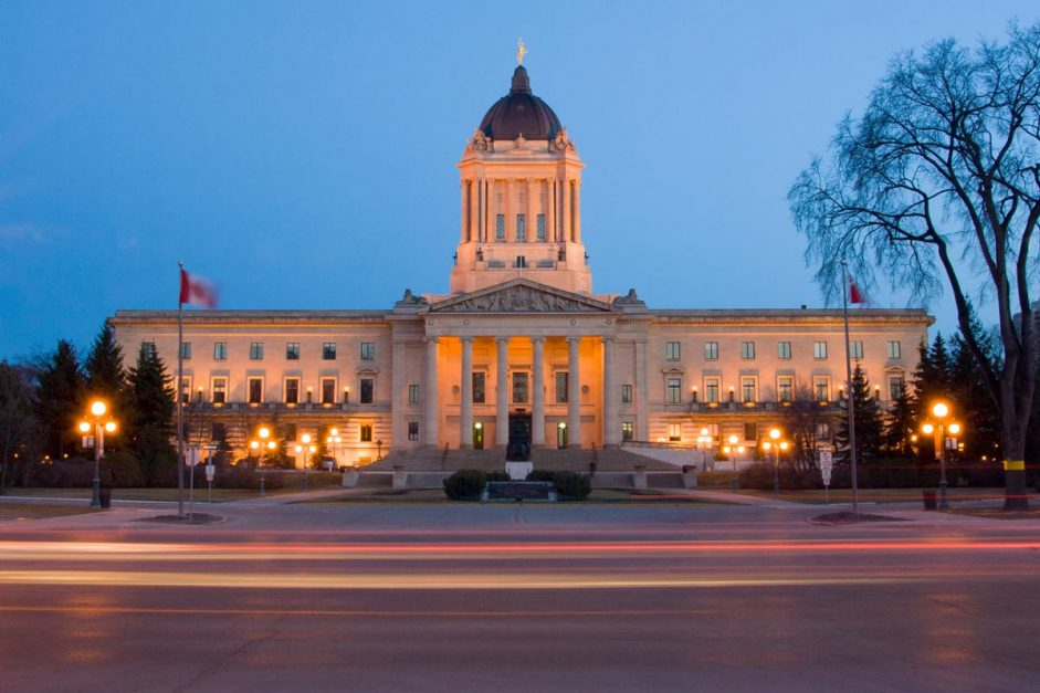 Things to do in Winnipeg arc of the Covinent