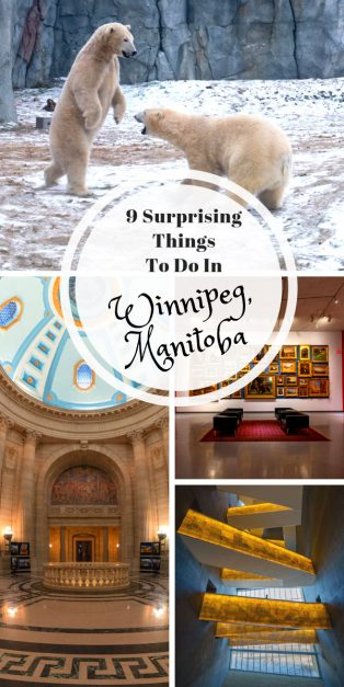 Things to do in Winnipeg Pin