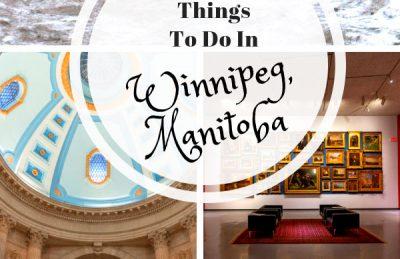 Things to do in Winnipeg Pin
