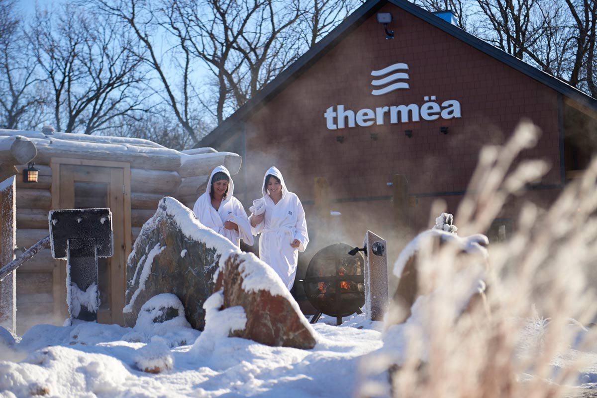 Things to do in Winnipeg-Thermea Spa Instructions
