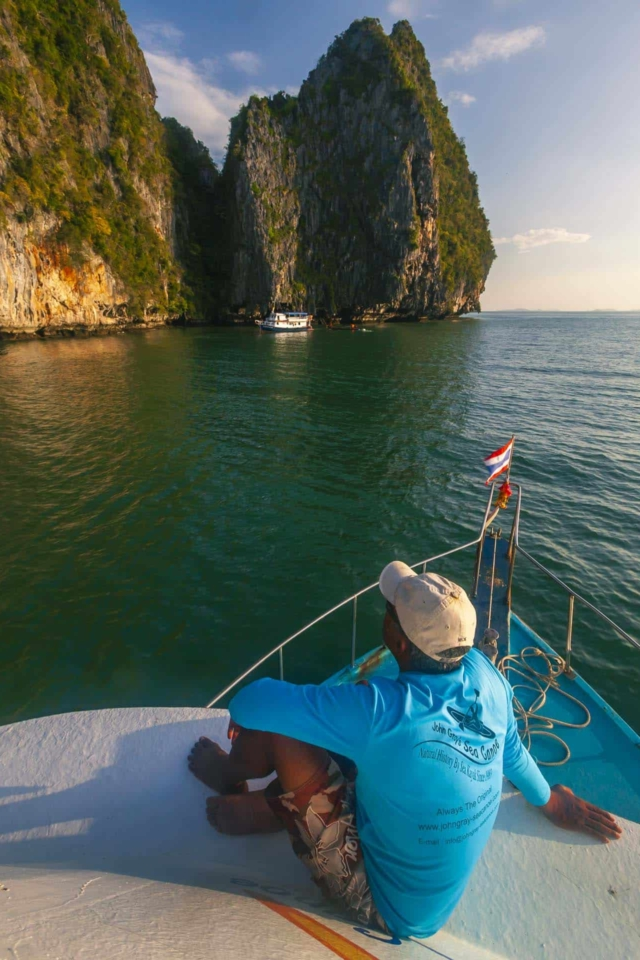 what to do in phuket island hopping
