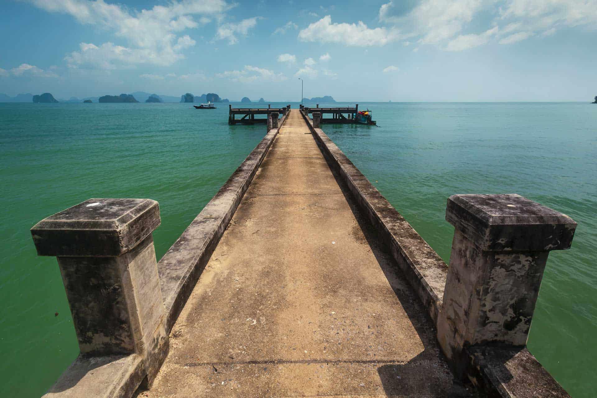 phuket things to do private island